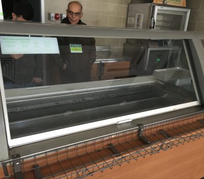 ex subway display chillers as new