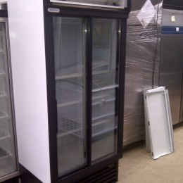 Staycold small hinged double door chiller