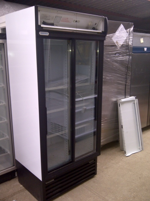 Used Glass Door Chillers Area Refrigeration