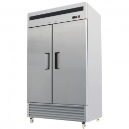 1382mm (w) x 800mm (d) x 2135mm (h), -2 / +2, all stainless, high ambient