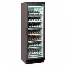 Tefcold wine cooler, displays up to 78 wine bottles